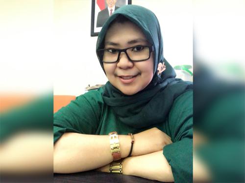 Camelia Habiba: Perlu Mengevaluasi Dana Kelurahan
