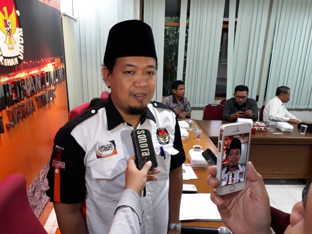 KPU Larang Paslon Bikin Promosi Billboard
