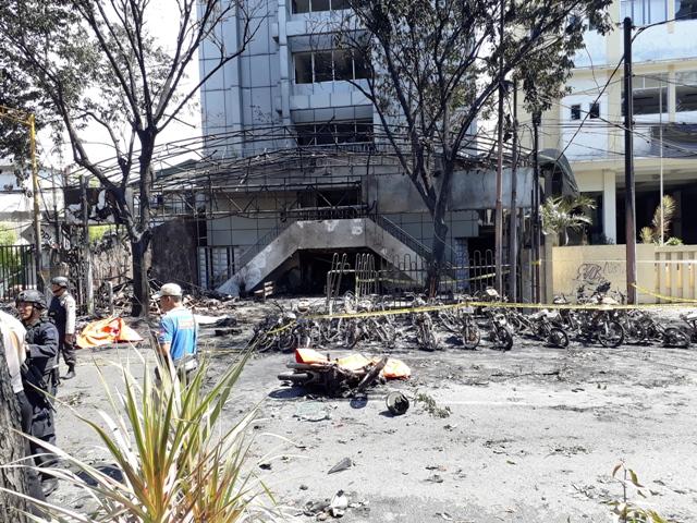 Sepekan di Indonesia, 4 Kota Digoyang Teroris