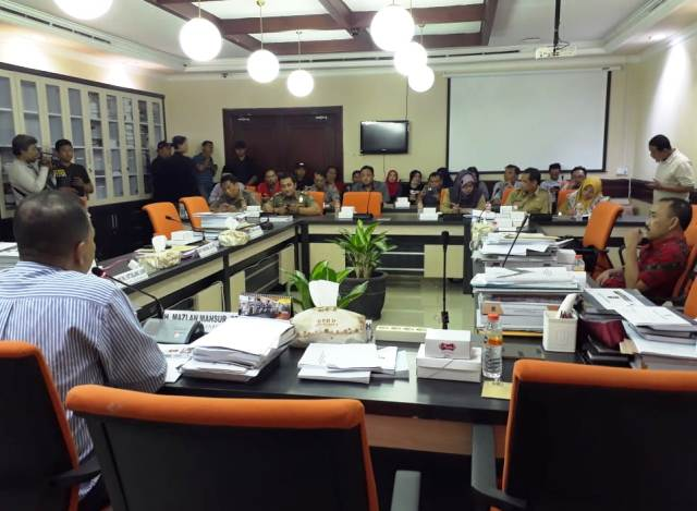 Terancam Digusur, PKL Cokelat Mengadu ke Dewan