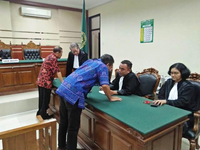 Koruptor PT DOK Dihukum 4 Tahun 3 Bulan Penjara