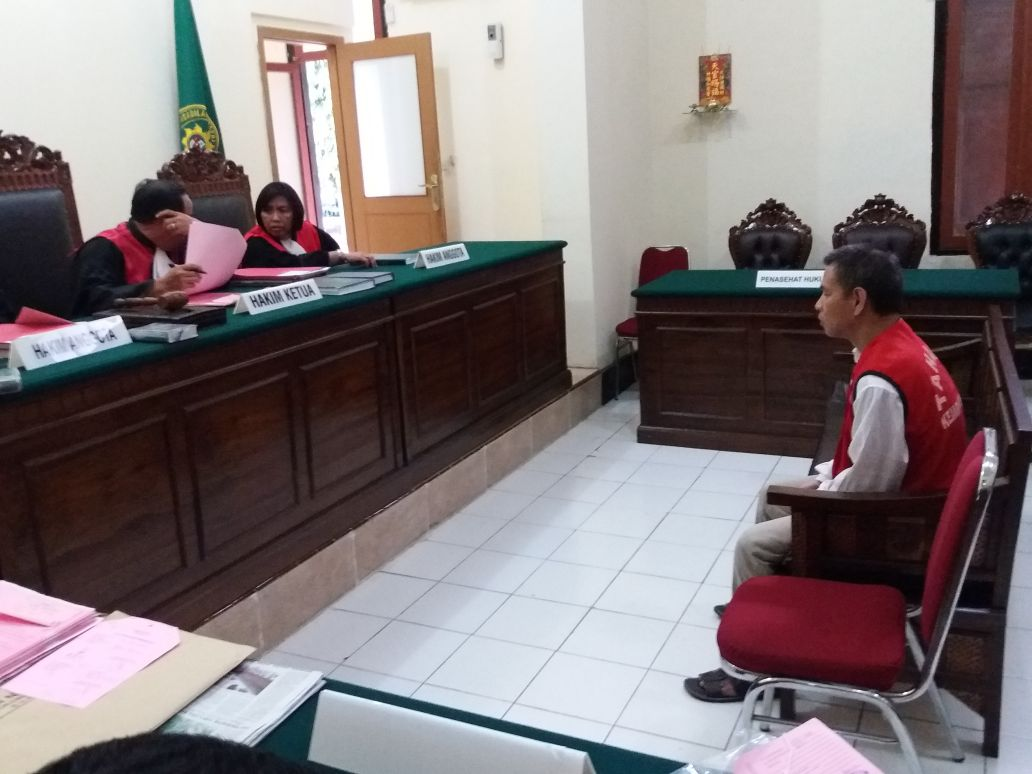 Hukum Residivis Sabu Lie Hok Kiong Diringankan Jaksa Ali Prakoso