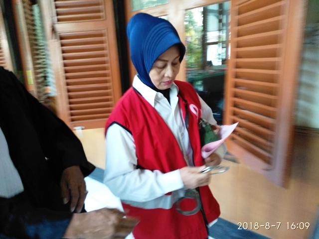Dituntut 10 Tahun, Residivis Sabu Menggerutu