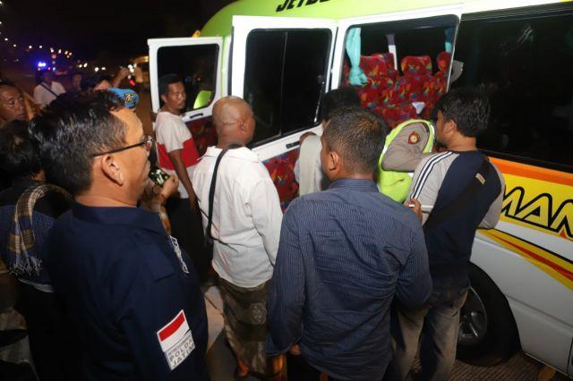 1.154 Massa ke Jakarta Dicegah Polda Jatim