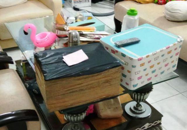 Kotak Mencurigakan, Warga Sukomanunggal Semburat