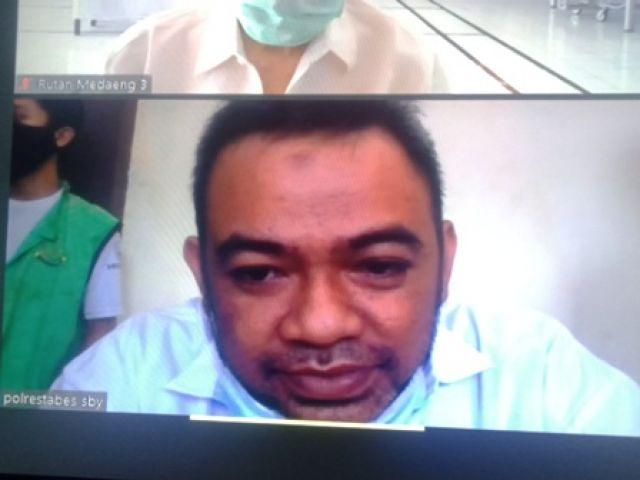 Jaksa Gadungan Diputus 2 Tahun Penjara