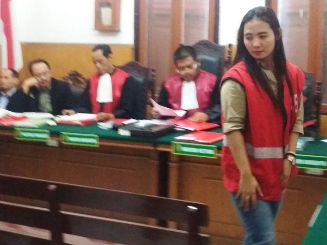 Pengedar Sabu Sidokare Sidoarjo Dituntut 5 Tahun