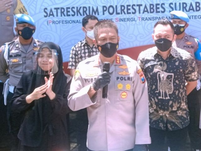 Anggota Polisi Dikeroyok Preman Gunung Anyar