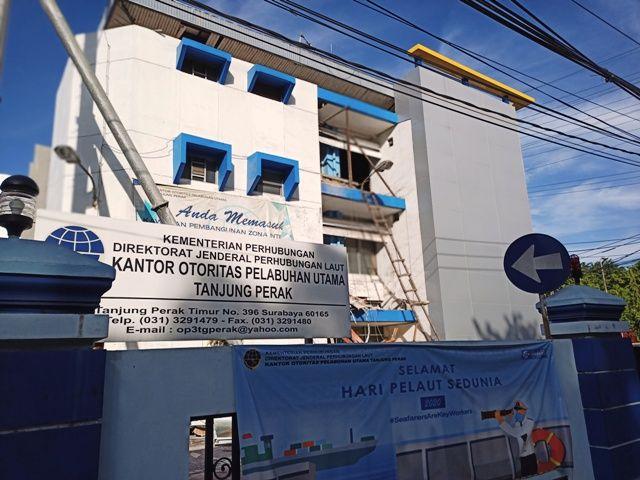 Aset Negara OP Tanjung Perak Dianggap Sampah