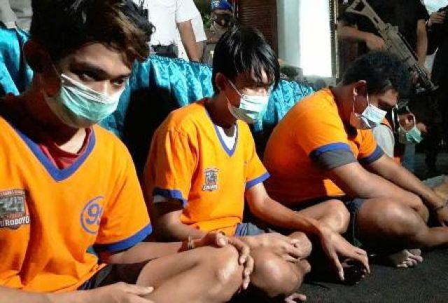 Polrestabes Surabaya Bunuh Jaringan Sabu Cina