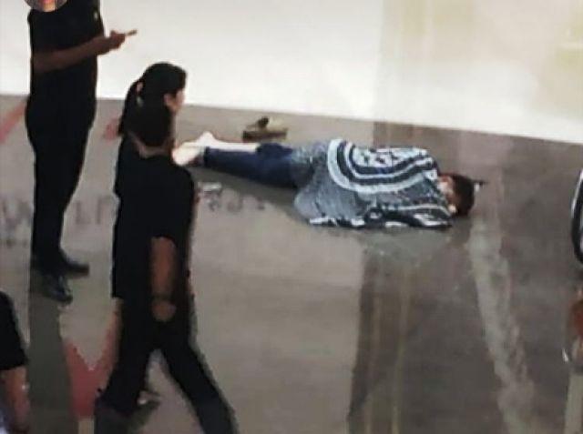 Bos Peralatan Bayi Bunuh Diri di Mall Galaxy
