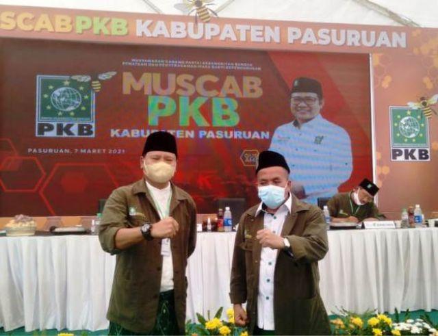 Bupati Pasuruan Terpilih Ketua DPC PKB