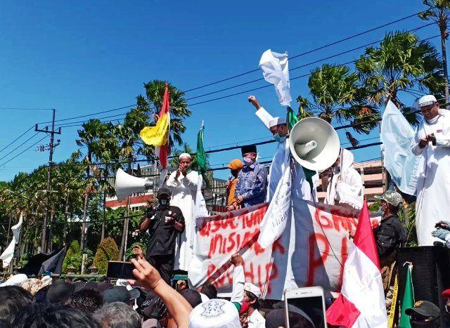 Anggota DPRD Jatim Menyoal Pendemo RUU HIP
