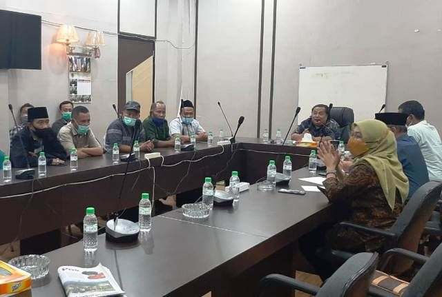 Penjual Daging Sapi Wadul ke DPRD Pasuruan