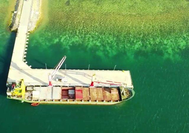 Presiden Jokowi Resmikan Pelabuhan Labuan Bajo