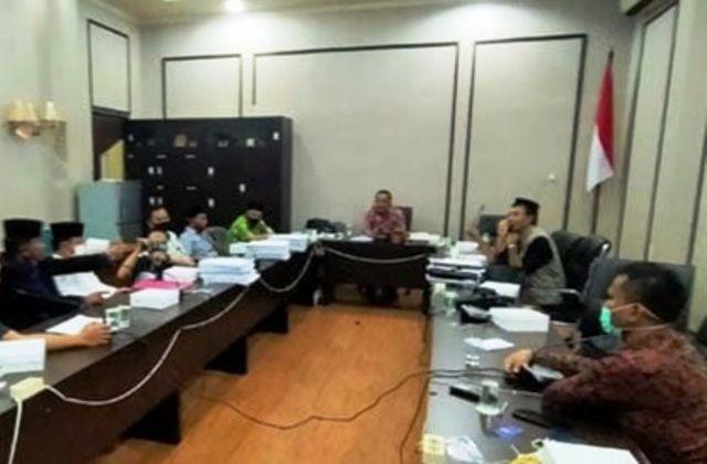 Inspektorat Pasuruan Beri Sanksi Desa Pandean