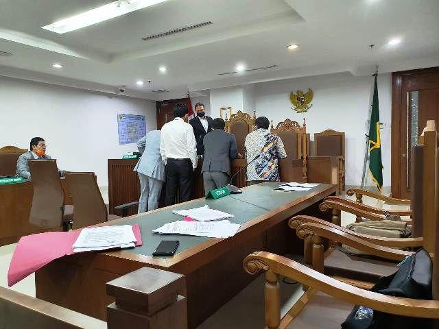 PN Jakarta Pusat Tolak Praperadilan Nelson Siagian