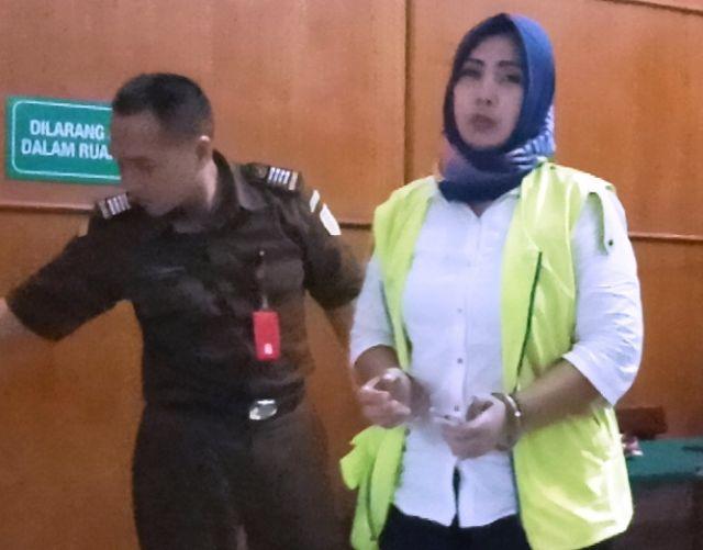 Residivis Pencuri Junatoeh Divonis 2 Bulan 15 Hari
