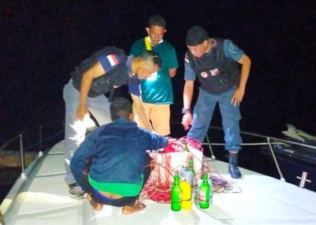 5 Pembom Ikan Taman Nasional Komodo Ditangkap