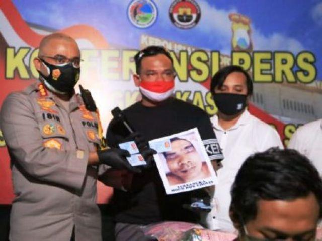 Kapolrestabes Surabaya Selidiki Tahanan Lepas