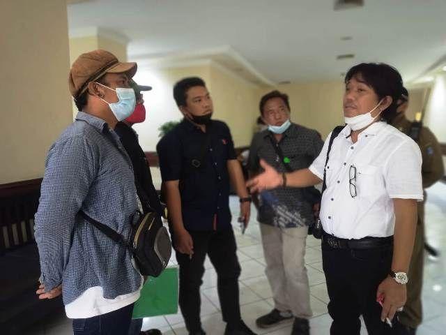 Komisi A DPRD Surabaya Hindari Hearing YKP