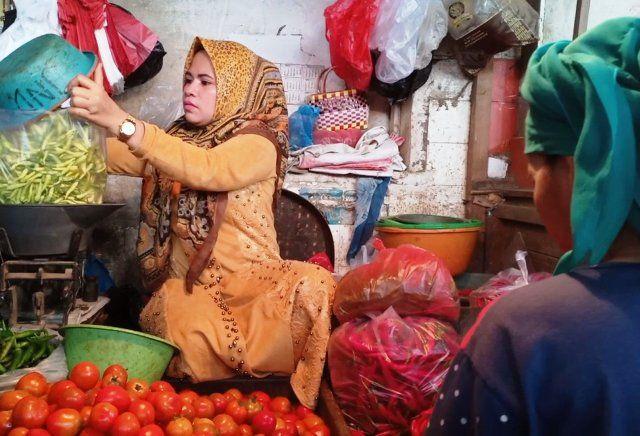 Menjelang Ramadhan Harga Cabai Sangat Pedas