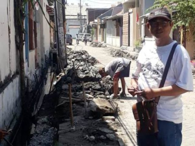 Pemkot Surabaya Layak Sanksi CV Damar Sakti