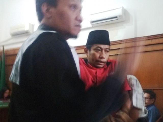 Pengedar Sabu Gembong Dihukum 4 Tahun Penjara