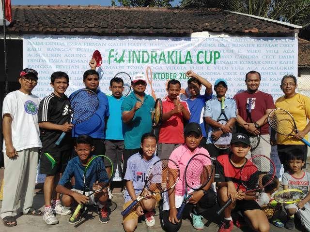 Polsek Tambaksari Support Acara Indrakila Cup 2019