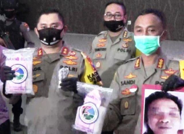 Residivis Sabu Iwan Hadi Setiawan di Tembak Mati