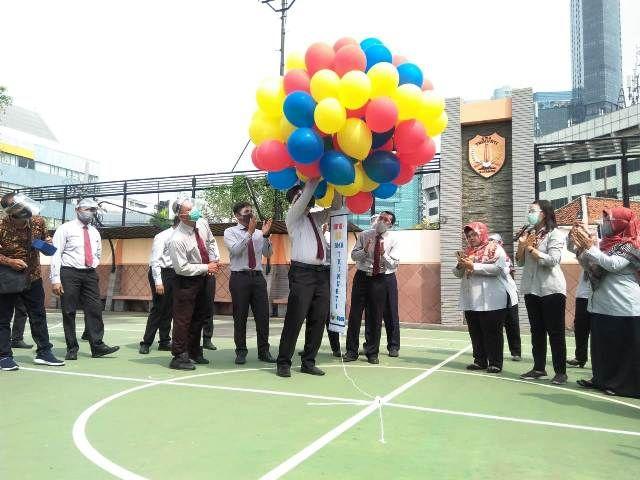 SMA Trimurti Diklaim Sekolah Nasionalis Pertama