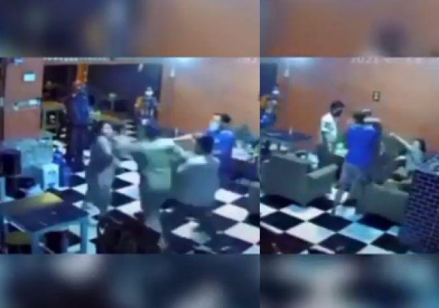 Pemilik Warkop di Gowa  Sudah Lapor Polisi