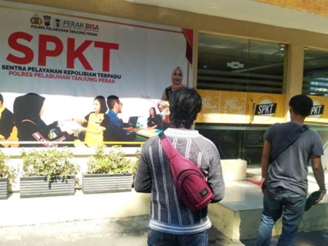 Dipecat, Pegawai Hotel PSP Lapor Polisi