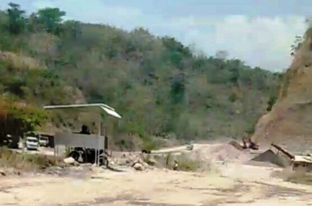 Perdes Galian C Dusun Betro Pasuruan Disoal
