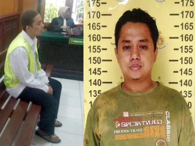 Achmad Faisol Dardiri Dihukum 2 Tahun Penjara