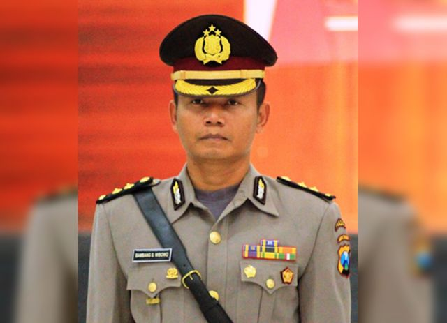 Kabag Ops Polrestabes Surabaya Himbau Tidak Takbir Keliling