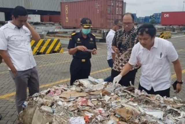 Amerika Kirim Limbah B3 dan Sampah ke Surabaya
