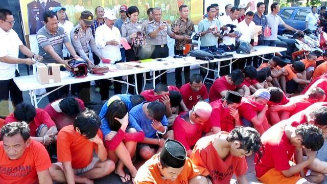 Kapolrestabes Surabaya Perintahkan Tembak Ditempat Pelaku 3C