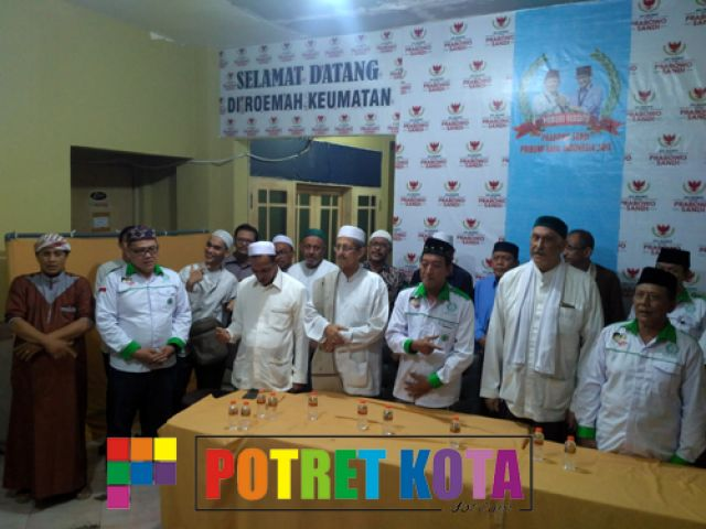 BKSN Deklarasi Dukung Prabowo-Sandi