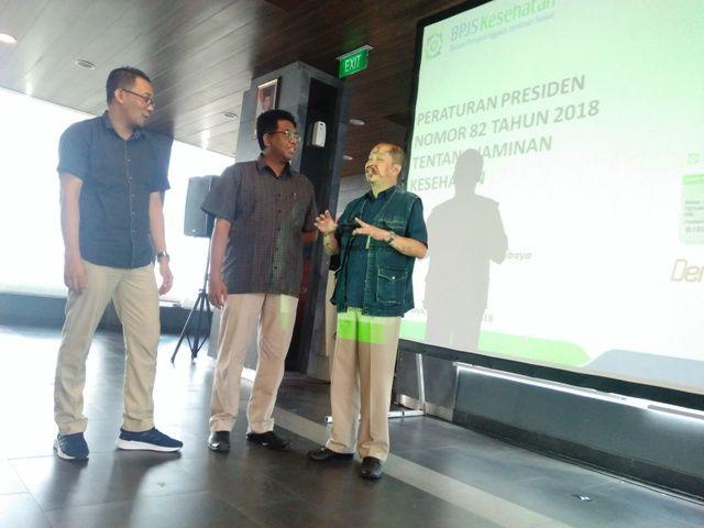 BPJS Targetkan PBPU di Surabaya Dapat Jaminan