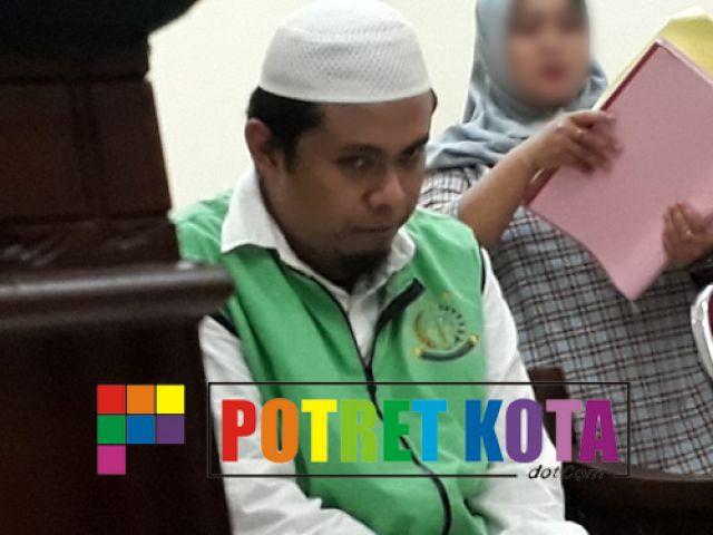 Brigadir Angga Febrianto Divonis 4 Tahun Penjara