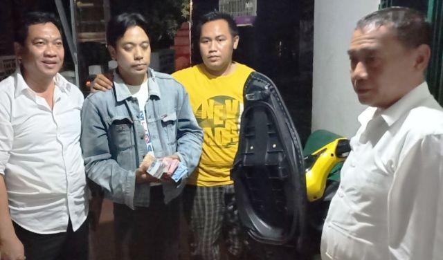 Mako Polres Pasuruan Kemalingan Rp 50 Juta