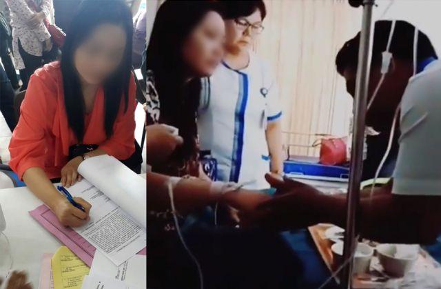 Istri Pengacara Korban Pelecehan Seksual RS National Hospital