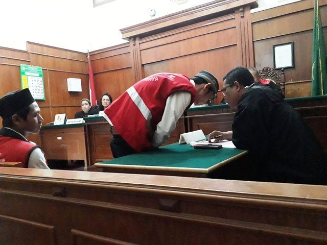 Dituntut 6 Tahun, Pembeli Sabu Dihukum 2 Tahun
