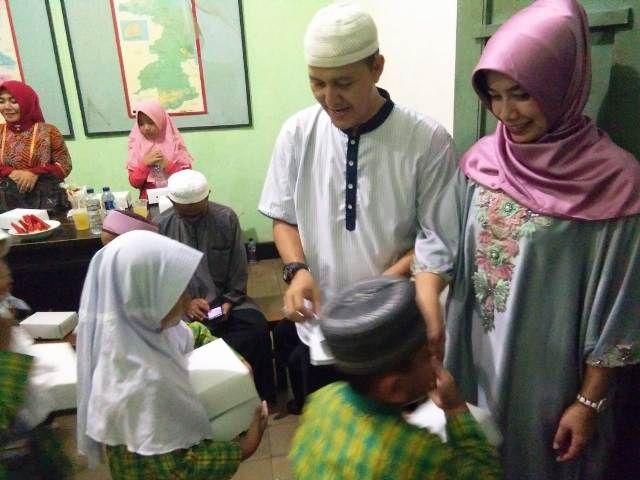 Denintel Pasmar-2 Berbagi Berkah Ramadhan 1439 H