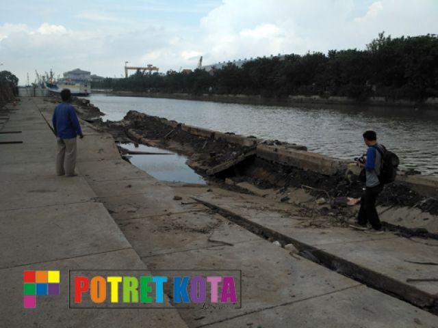 Proyek Dermaga Ambrol Diprediksi Telan Rp 3 Miliar