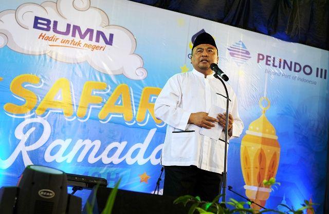 PT Pelindo III Siapkan Paket Sembako Rp 5 Miliar