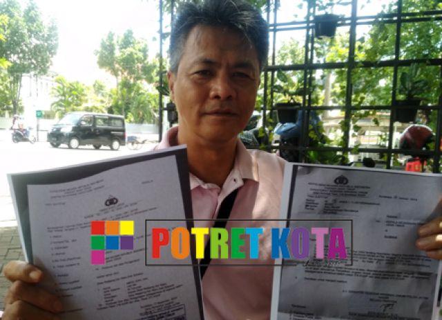 Bos Pasar Grand Medaeng Polisikan Kepala Desa