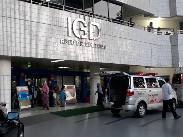 Total 26 Korban Miras Oplosan di Surabaya