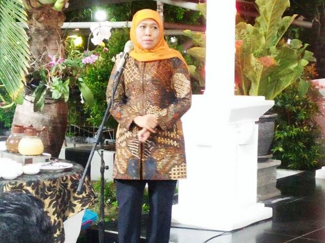 Gubernur Jatim Segera Membangun SMK Garam